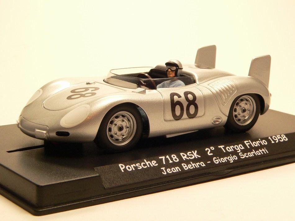 Porsche 718 RSK 1958